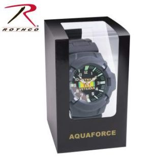 Aquaforce Vietnam Veteran Watch-Rothco