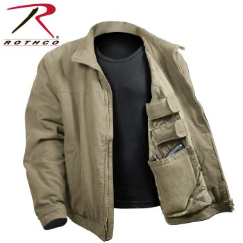 5386 Rothco 3 Season Concealed Carry Jacket