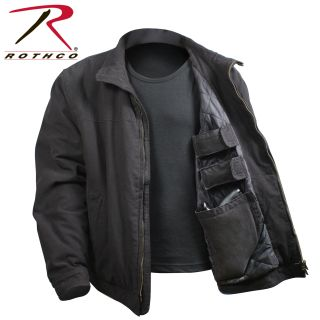 Rothco 3 Season Concealed Carry Jacket-Rothco
