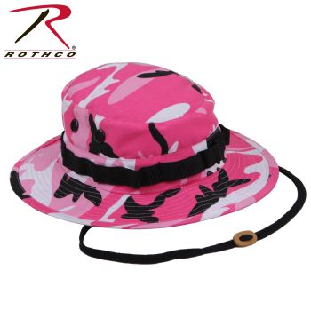 Rothco Camo Boonie Hat-Rothco