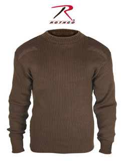 5415 Rothco Acrylic Commando Sweater