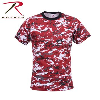 Rothco Digital Camo T-Shirt-