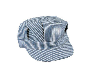 Rothco Hickory Stripe Engineer Cap-