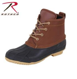 "Rothco 6"" All Weather Duck Boots-"