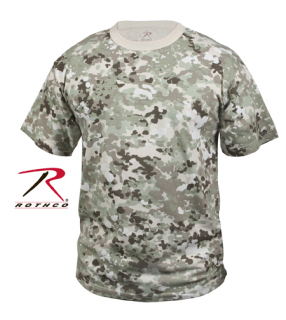 Rothco Total Terrain Camo T-Shirt-Rothco