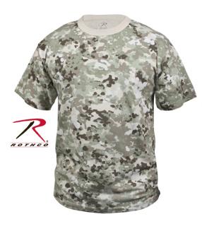 Rothco Total Terrain Camo T-Shirt-