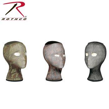 Rothco Spandoflage Head Net-
