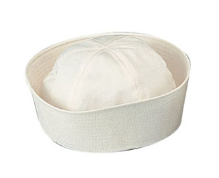Rothco G.I. Type Navy White Sailor Hat-