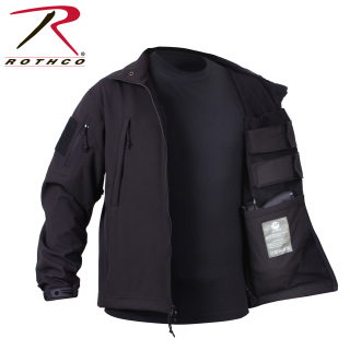 Rothco Concealed Carry Soft Shell Jacket-