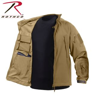 55487_Rothco Concealed Carry Soft Shell Jacket-Rothco