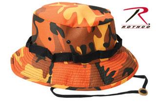 Rothco Camo Jungle Hat-Rothco
