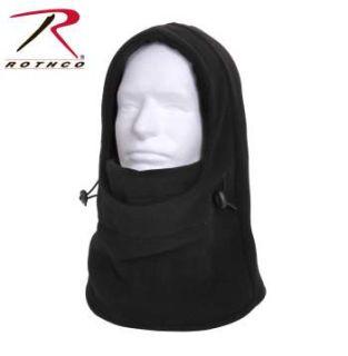 Rothco 3-In-1 Adjustable Double Layer Fleece Balaclava-
