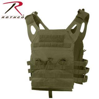 55894_Rothco Lightweight Armor Plate Carrier Vest-