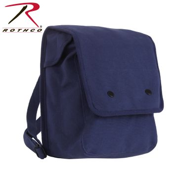 Rothco Canvas Map Case Shoulder Bag-Rothco