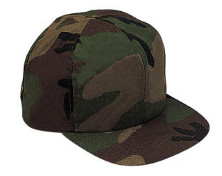 Rothco Kids Adjustable Camo Cap-