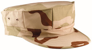 Rothco Marine Corps Poly/Cotton Rip-Stop Cap w/out Emblem-Rothco