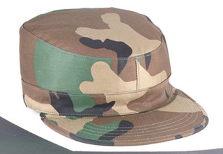 Rothco Govt Spec 2 Ply Rip-Stop Army Ranger Fatigue Caps-