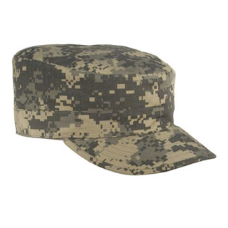 Rothco Govt Spec 2 Ply Poly/Cotton Rip-Stop Army Ranger Fatigue Cap-