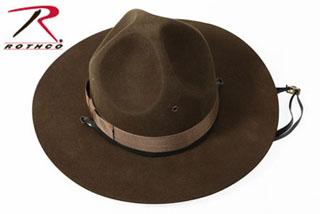 Rothco Military Campaign Hat-Rothco