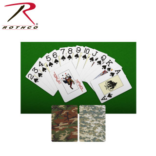 Rothco Playing Cards-