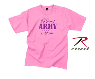 Rothco Proud Army Mom T-Shirt-Rothco