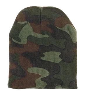 Rothco Deluxe Camo Skull Cap-