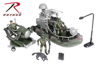 Rothco Military Force Amphibious Play Set-