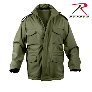 5744_Rothco Soft Shell Tactical M-65 Field Jacket-