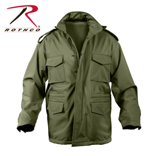 5746_Rothco Soft Shell Tactical M-65 Field Jacket-