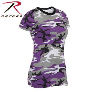 5754_Rothco Womens Long Length Camo T-Shirt-Rothco