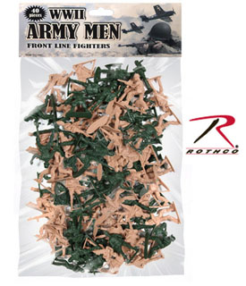 Rothco Toy Army Men-