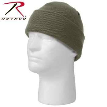 Rothco Deluxe Fine Knit Watch Cap-Rothco