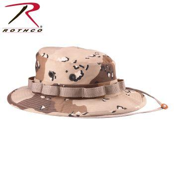 5814_Rothco Camo Boonie Hat-