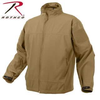 Rothco Covert Ops Light Weight Soft Shell Jacket-