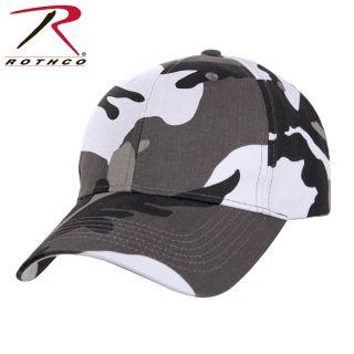 Rothco Supreme Camo Low Profile Cap-