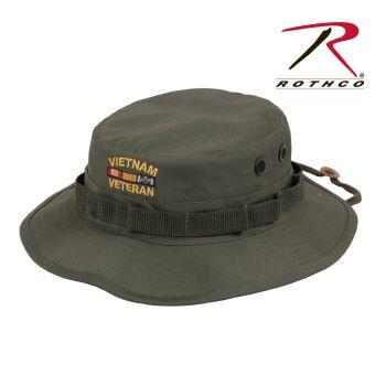Rothco Vietnam Veteran Boonie Hat-