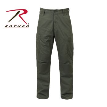 5937 5935 Ultra Forcetm Olive Drab Cotton Rip-Stop B.D.U. Pants