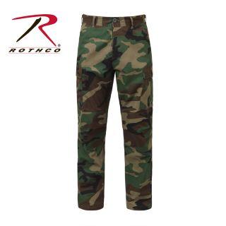Rothco Rip-Stop BDU Pant-13661-Rothco