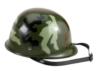 Rothco Kids Camouflage Army Helmets-