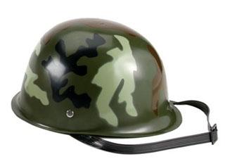 Rothco Kids Camouflage Army Helmets-Rothco
