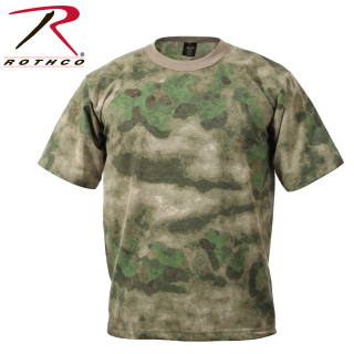 Rothco A-Tacs Fg (Green) T-Shirt -