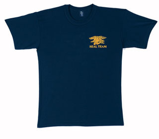 Rothco Official Navy Seals Team Logo T-shirt-