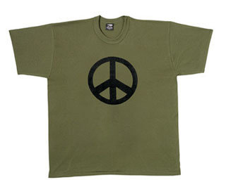 Rothco Peace T-shirt-