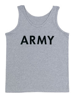 Rothco Military Physical Training Tank Top-