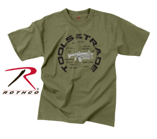 Rothco Vintage Tools Of The Trade T-Shirt-