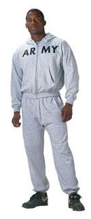Rothco G.I. Type Physical Training Sweatshirt-