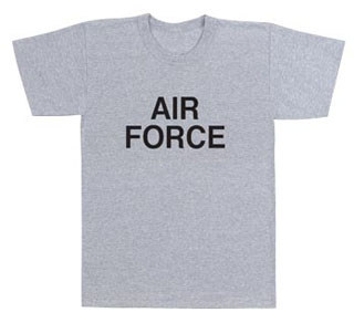 Rothco Grey Physical Training T-Shirt-