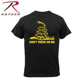 Rothco Dont Tread On Me Vintage T-Shirt-Rothco