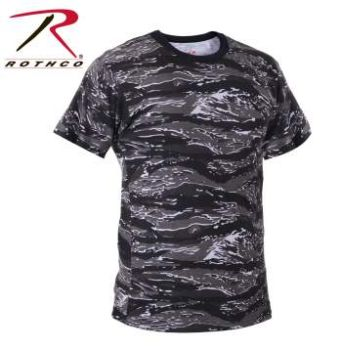 Rothco Tiger Stripe Camo T-Shirts-