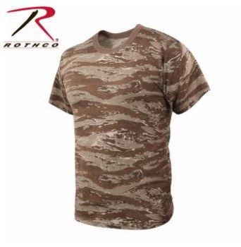 Rothco Tiger Stripe Camo T-Shirts-